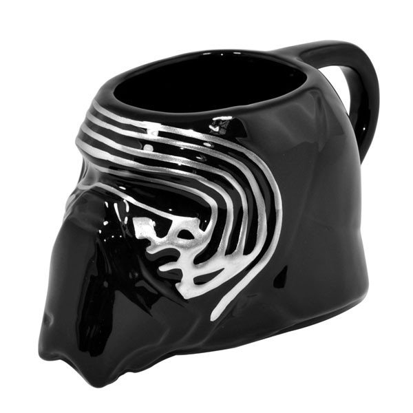 Star Wars Episode 7 Kylo Ren 3D Mug