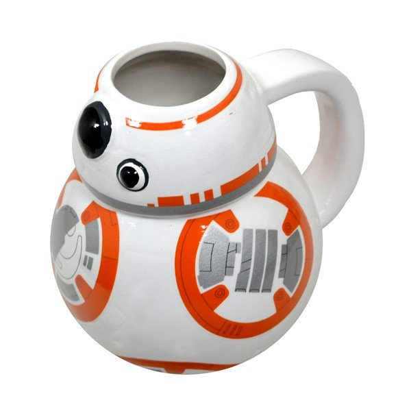 Star Wars Episode 7 New Lead Droid 3D Mug