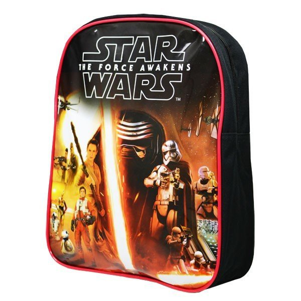 Star Wars Episode 7 Rule The Galaxy Backpack