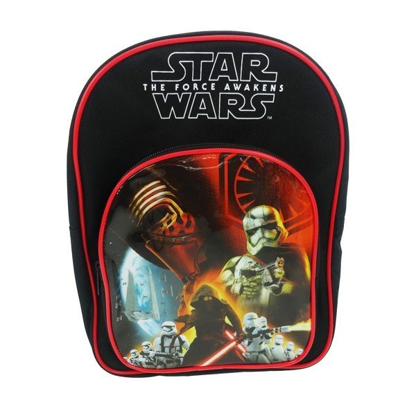 Star Wars Episode 7 Rule the Galaxy Black Backpack