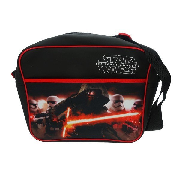 Star Wars Episode 7 Rule the Galaxy Courier Messenger Bag