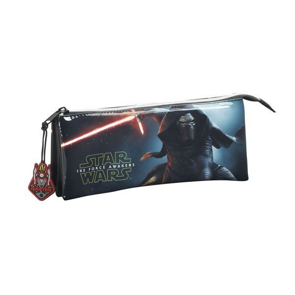 Star Wars Episode 7 Triple Pencil Case