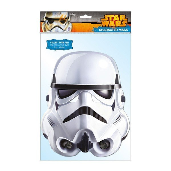 Star Wars Face Mask - Stormtrooper