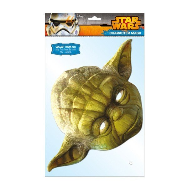 Star Wars Face Mask - Yoda