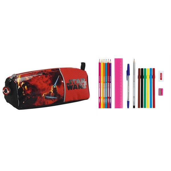 Star Wars Filled Pencil case - 17 PCS