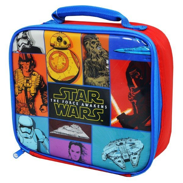 Star Wars Force Awakens Retro Lunch Bag