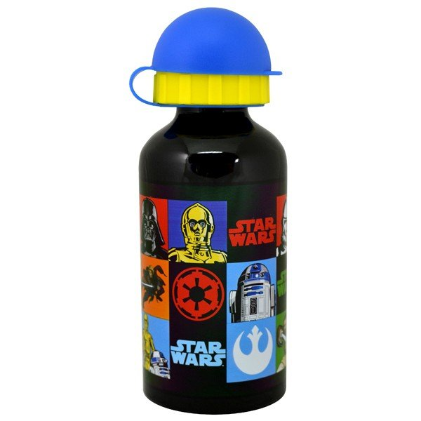 Star Wars Retro Aluminium Water Bottle