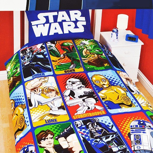 Star Wars Single Duvet