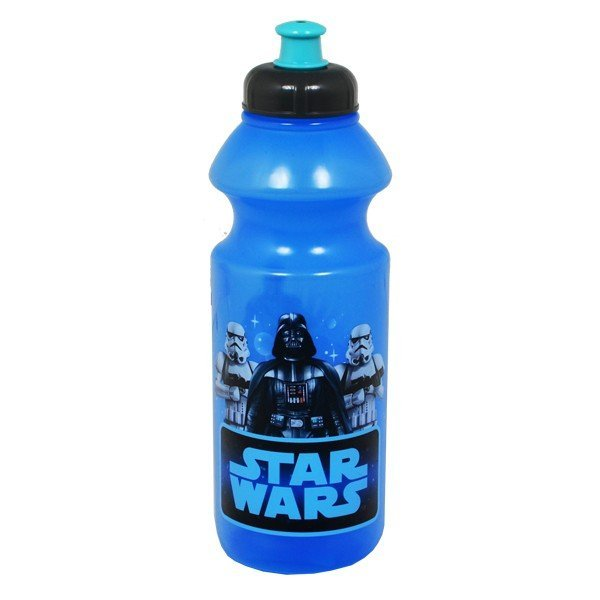 Star Wars Squeeze Plastic Bottle