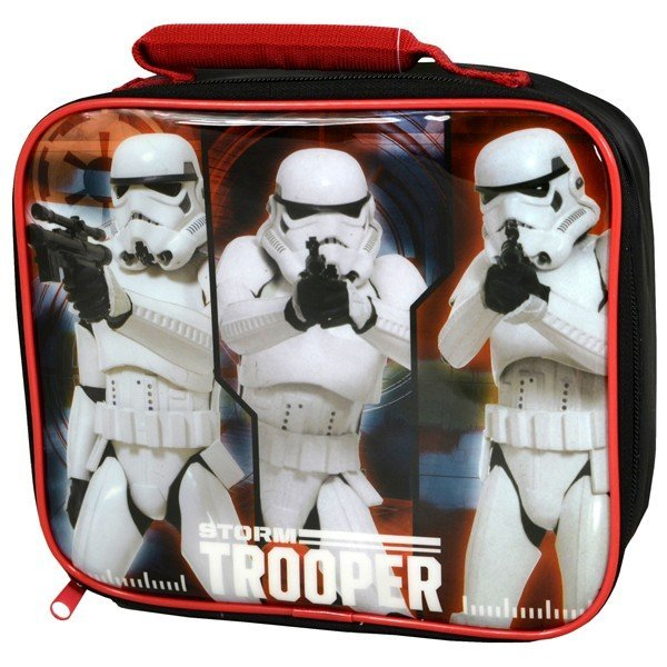 Star Wars Storm Trooper Lunch Bag