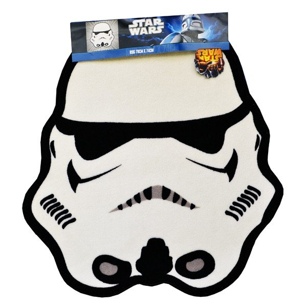 Star Wars Trooper Shaped Rug
