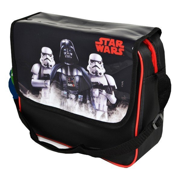 Star Wars Vader Record Lunch Bag