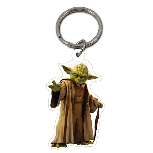 Star Wars Yoda Keyring