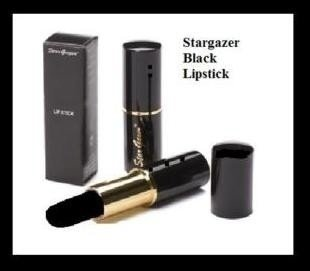 Stargazer Black Lipstick For Halloween