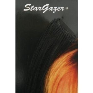 Stargazer Black Baby Hair Extensions