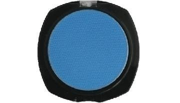 Stargazer Blue Neon UV Reactive Pressed Powder Eyeshadow