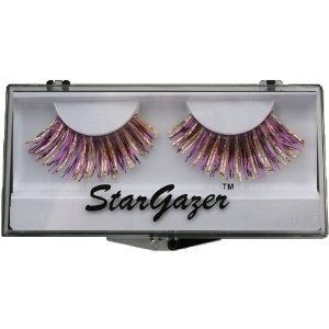 Stargazer Reusable False Eyelashes Individual Lashes 21