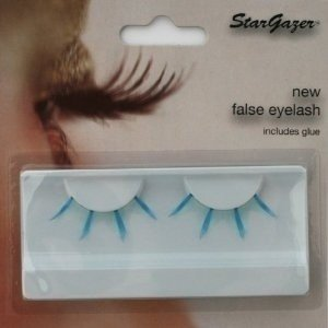Stargazer Reusable False Eyelashes Blue & Light Blue 43
