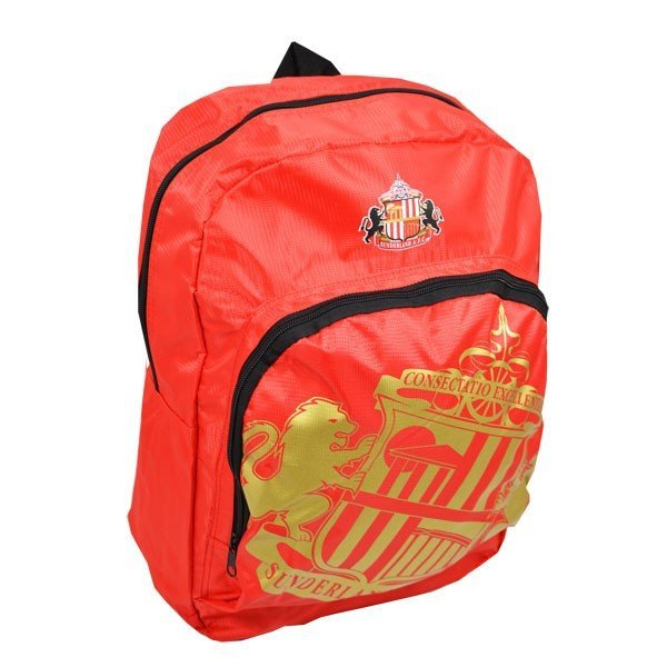 Sunderland Foil Print Backpack