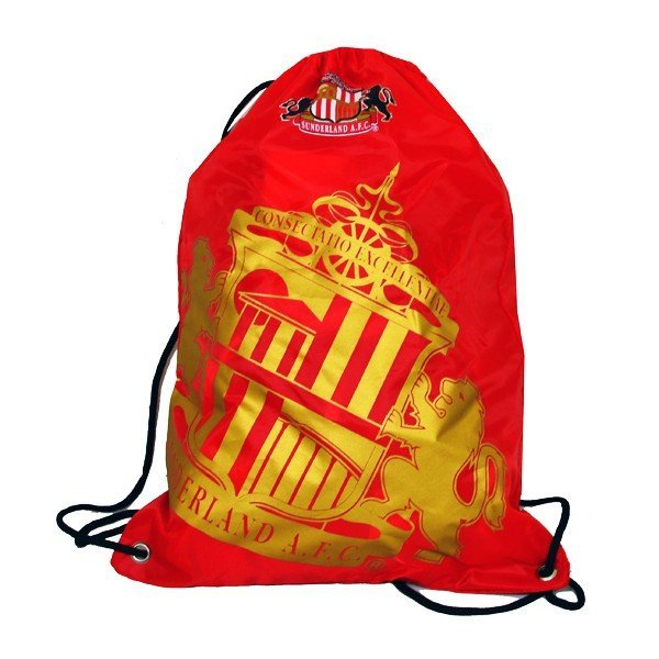 Sunderland Foil Print Gym Bag