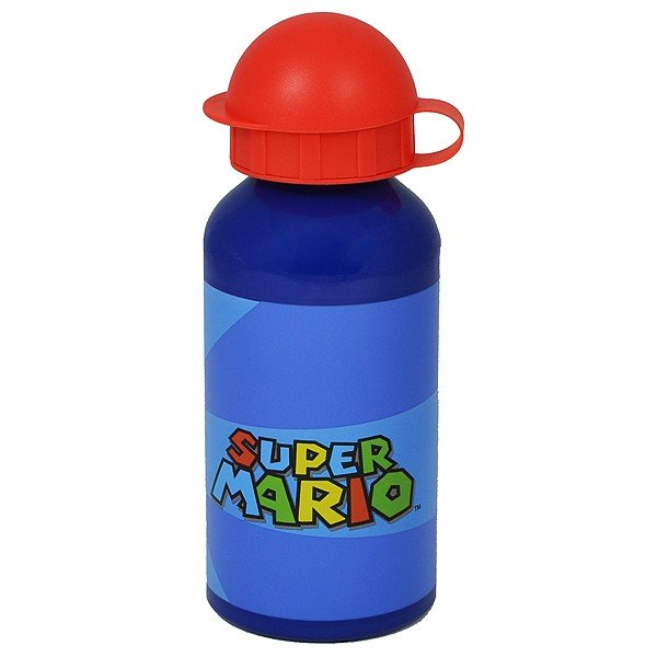 Super Mario Aluminium Water Bottle
