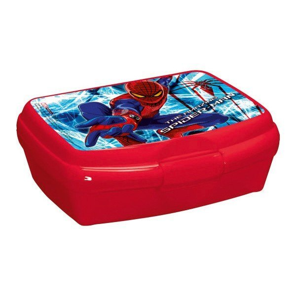 The Amazing Spiderman Sandwich Box
