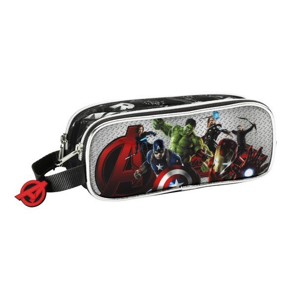 The Avengers Age Of Ultron Double Pencil Case