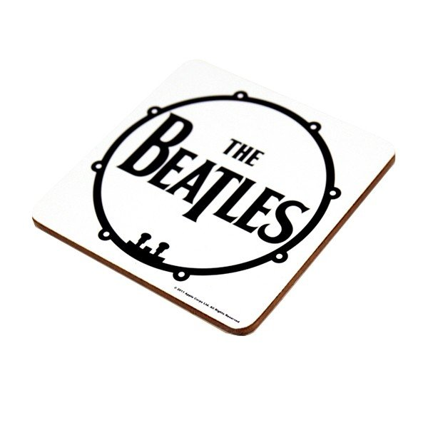 The Beatles 4PK Coasters