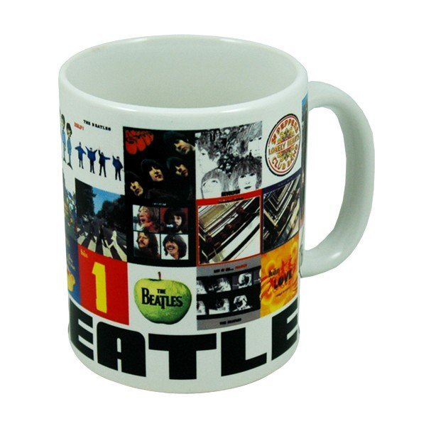 The Beatles Chronology Boxed Mug