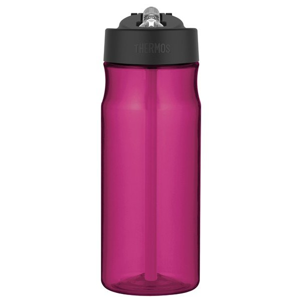 Thermos Intak Hydration Bottle With Straw Magenta - 530 ML