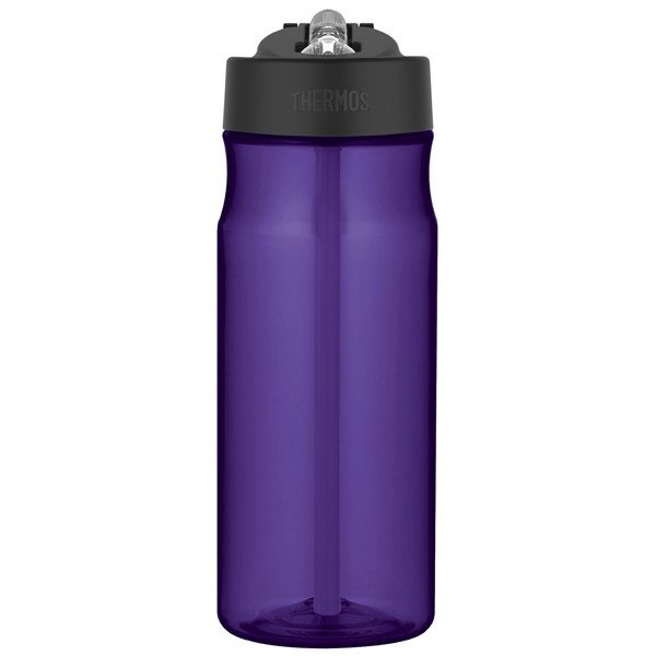 Thermos Intak Hydration Bottle With Straw Purple - 530 ML