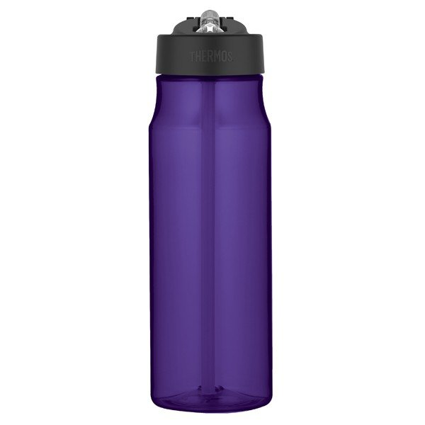 Thermos Intak Hydration Bottle With Straw Purple - 770 ML
