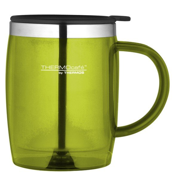 Thermos Thermocafe Lime Desk Mug - 450 ML
