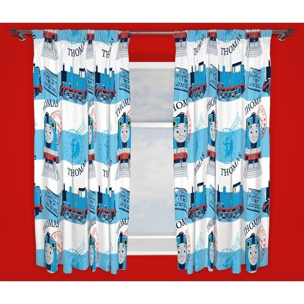 Thomas Adventure Curtains - 72 Inch