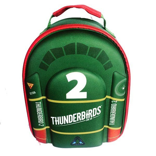 Thunderbirds TB2 3D EVA Lunch Bag