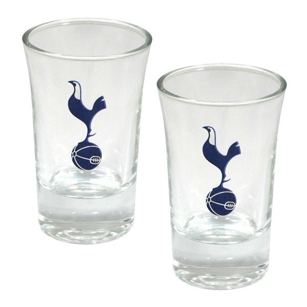 Tottenham 2PK Shot Glass