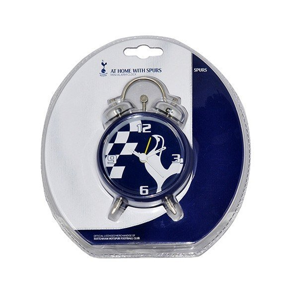 Tottenham Checked Alarm Clock