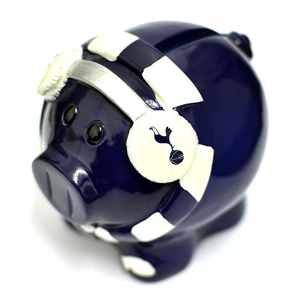 Tottenham Cold Scarf Piggy Bank