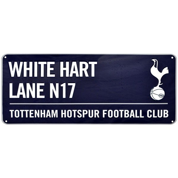 Tottenham Colour Street Sign
