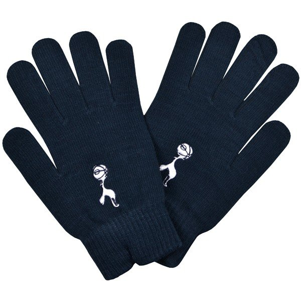 Tottenham Core Knitted Gloves - Navy