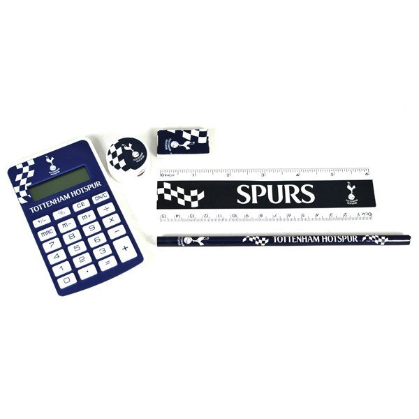 Tottenham Exam Stationery Set