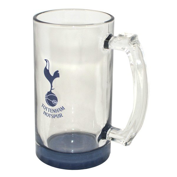 Tottenham Glory Tankard Glass