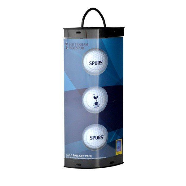 Tottenham Golf Ball Gift Pack