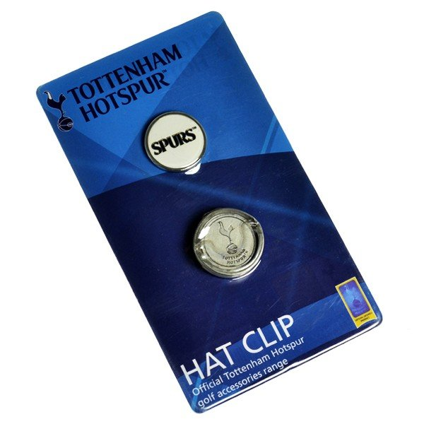 Tottenham Golf Hat Clip & Ball Marker