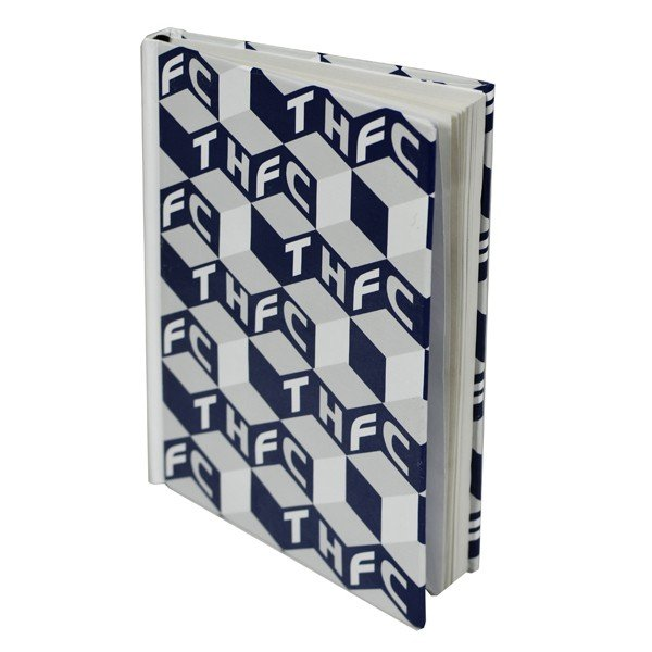 Tottenham Hard Back A5 Note Book