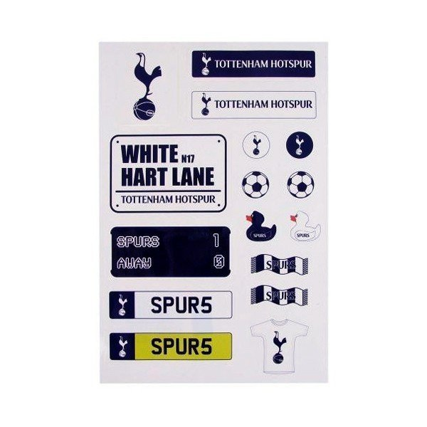 Tottenham Kids Sticker Set
