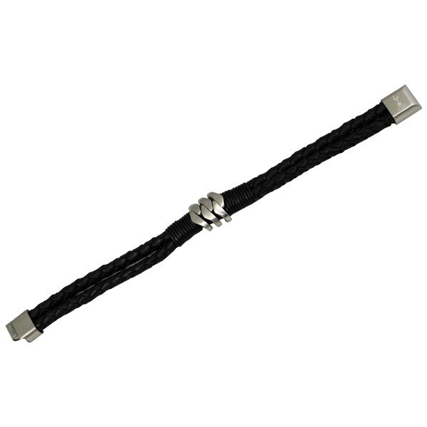 Tottenham Leather Crest Bracelet