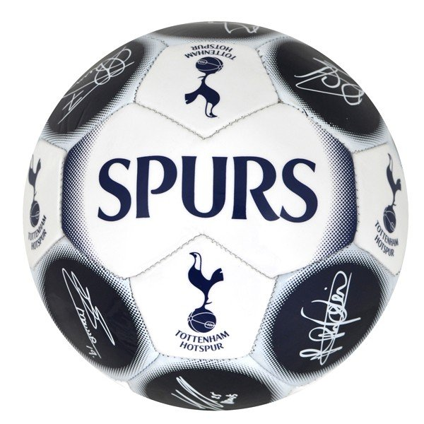 Tottenham Met Signature Football - Size 5