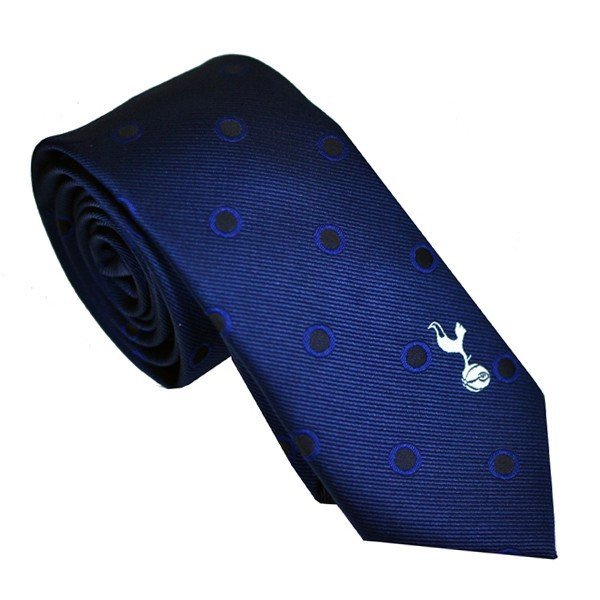 Tottenham Neck Tie Blue Dots