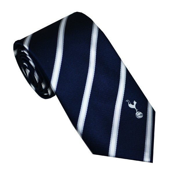 Tottenham Neck Tie White Stripe